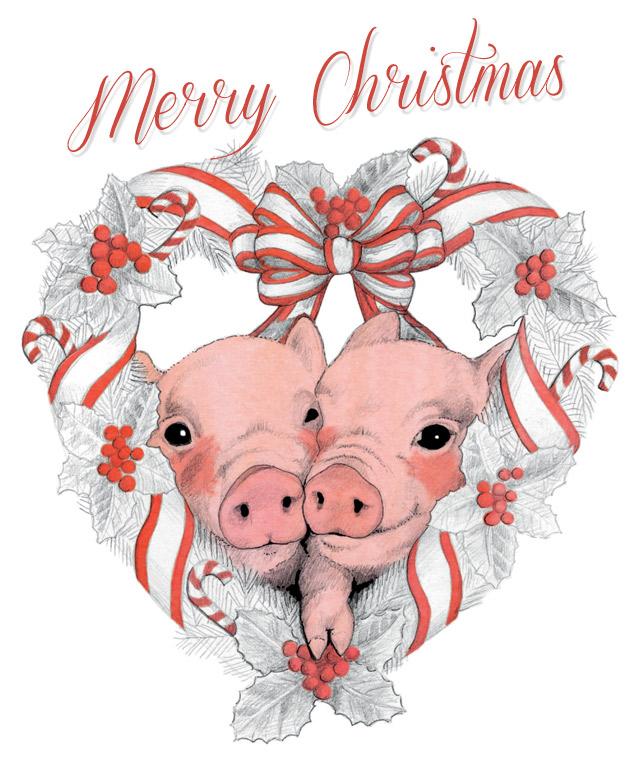 elli-maanpaa_merry-Christmas_2015