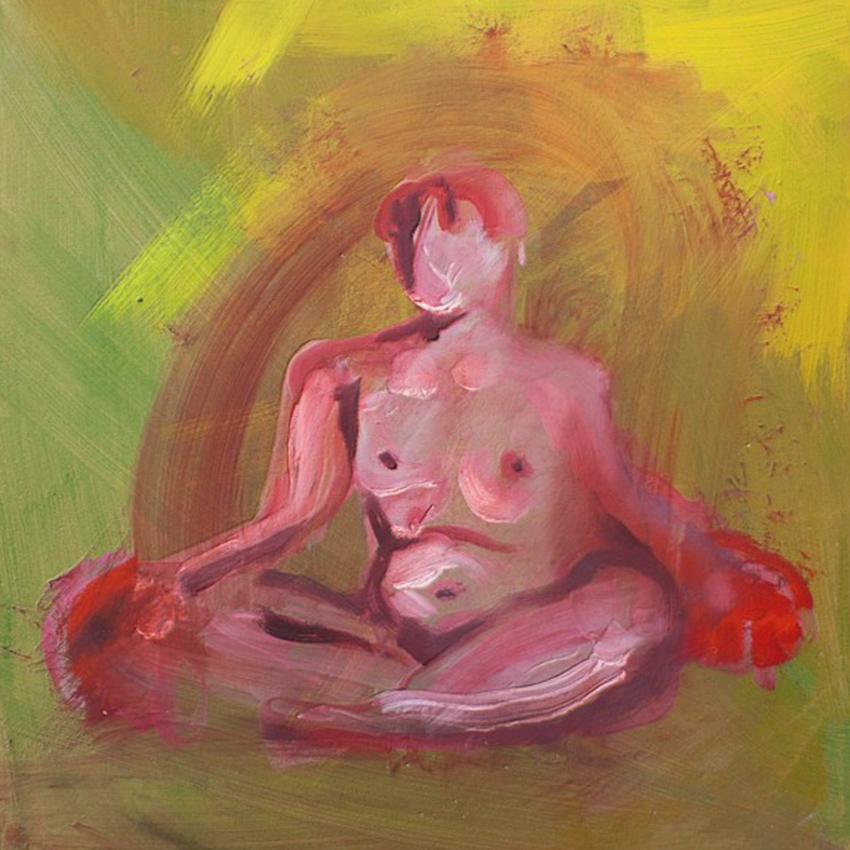 Art painting Elli Maanpää