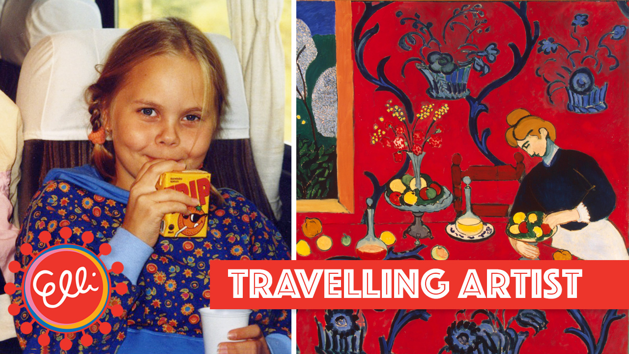 Art Encounter That Changed My Life // Art vlog // Travelling Artist Elli Maanpää // 2018