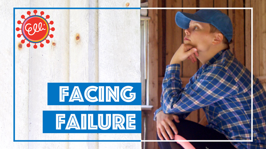 Facing Failure // Elli Maanpää Blog 2018