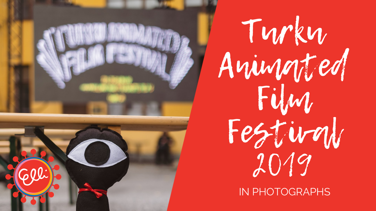 Augmented Paintings by Elli Maanpää in Turku Animated Film Festival 2019 @ Paavo Pykäläinen Photography