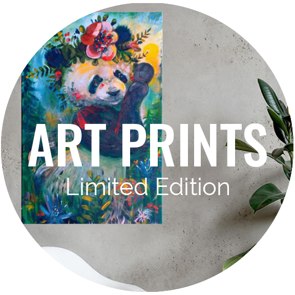 Art Prints Limited Edition in Etsy ellimaanpaaart
