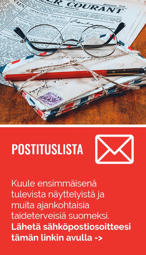 Elli Maanpää taide taiteilija postituslista