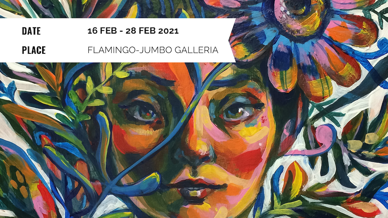 Exhibition - WABGNET: Shine the Light - 16 Feb to 28 Feb 2021 - Flamingo-Jumbon Galleria, Vantaa